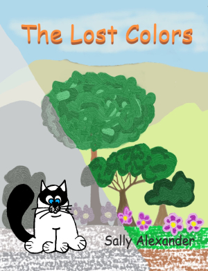 Lost Colors Cover for Kindle